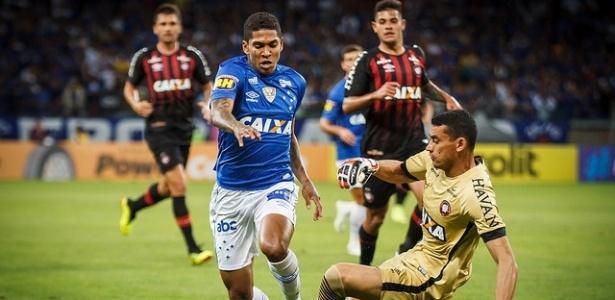 Gol de Raniel deu a vitória ao Cruzeiro no primeiro jogo da campanha do hexa