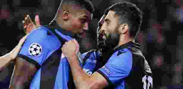 Club Brugge Monaco Champions League - Thomas Samson/AFP - Thomas Samson/AFP