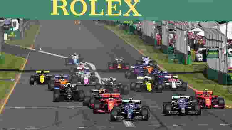 Bottas lidera GP da Austrália - PETER PARKS/AFP - PETER PARKS/AFP