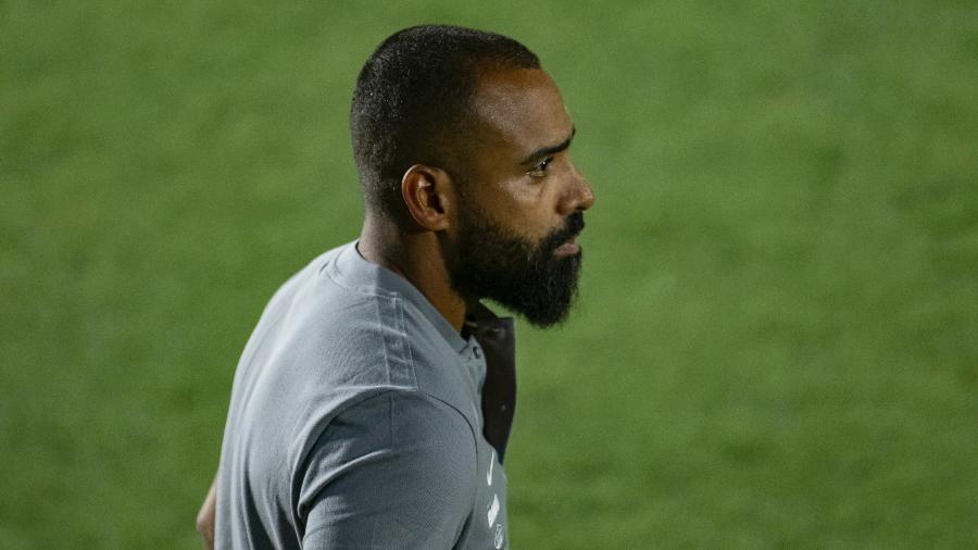 Dyego Coelho foi desligado do Corinthians - Diogo Reis/AGIF