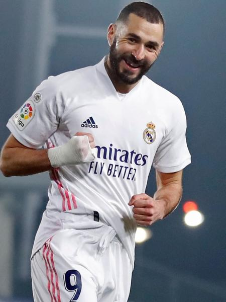 Karim Benzema brilha no Real Madrid e na seleção francesa - Divulgação