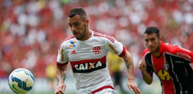 Canteros está emprestado pelo Flamengo ao Vélez Sarsfield