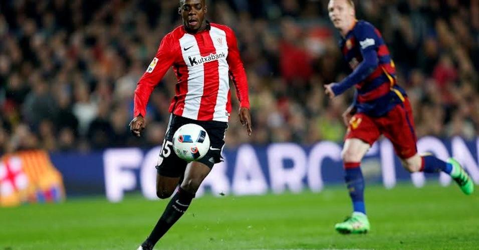 O atacante do Athletic de Bilbao é a sensação da temporada espanhol
