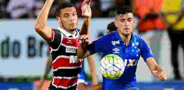 Arrascaeta, meia-atacante do Cruzeiro - Anderson Stevens/Light Press/Cruzeiro - Anderson Stevens/Light Press/Cruzeiro