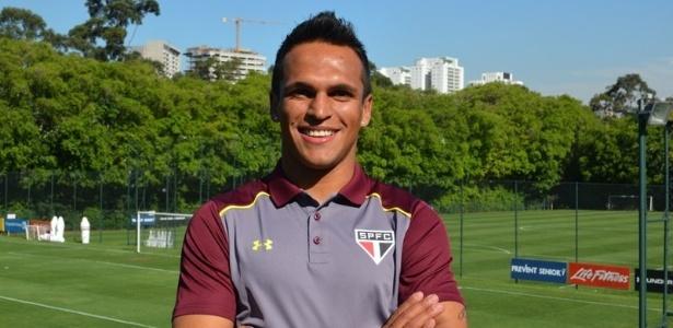 Robson se destacou no Paraná Clube durante a Série B do Brasileirão