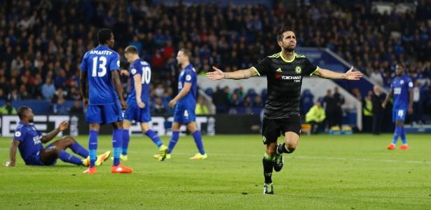 Fàbregas não tem recebido muitas oportunidades no time principal do Chelsea - Carl Recine/Reuters