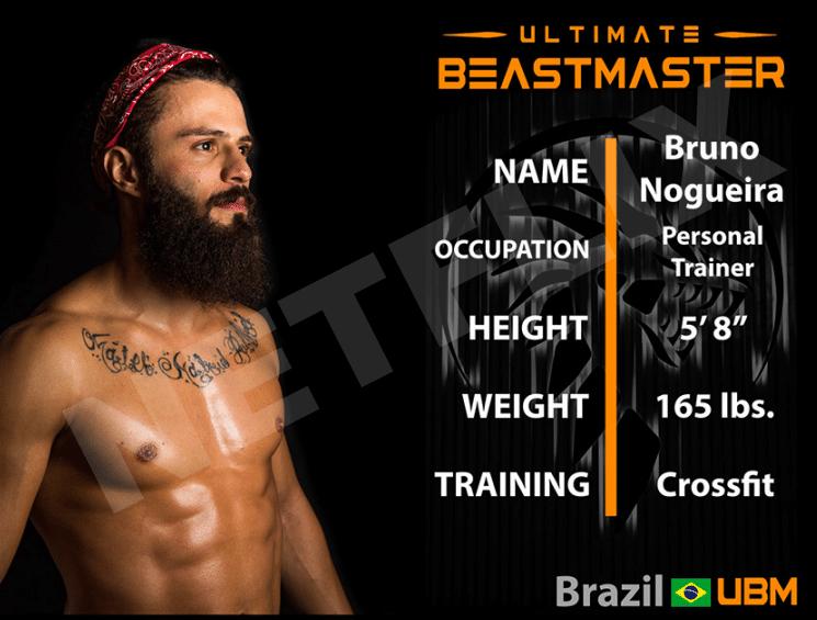 ... brasileiros do Ultimate Beastmaster - Lutas - UOL Esporte