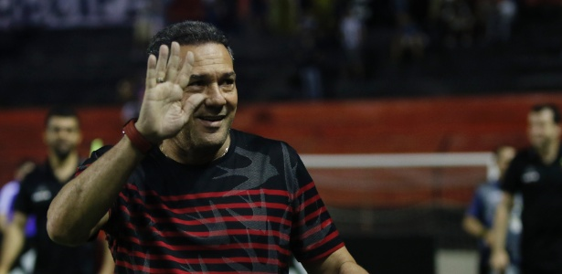 Cria e torcedor do Flamengo, Vanderlei Luxemburgo é o atual técnico do Sport