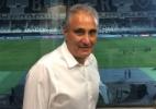 Twitter oficial do Botafogo