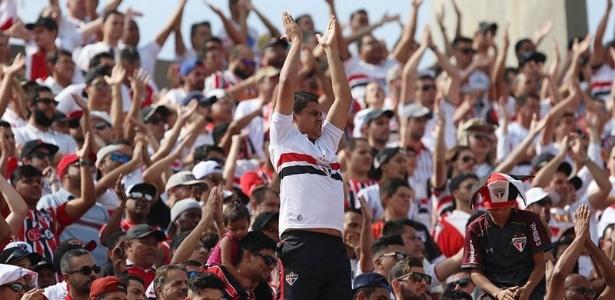 Tricolor teve média de público de mais de 35 mil presentes no Brasileirão de 2017