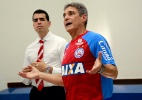 Só elogios! Jogadores exaltam chegada de Carpegiani para reação do Bahia - Twitter/Reprodução