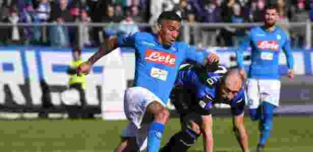 Allan ganhou função também ofensiva com Ancelotti e foi lembrado por Tite - REUTERS/Alberto Lingria