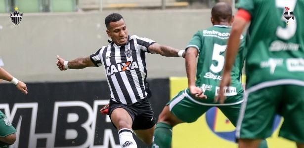 Atlético-MG e Caldense se enfrentaram pelo Campeonato Mineiro