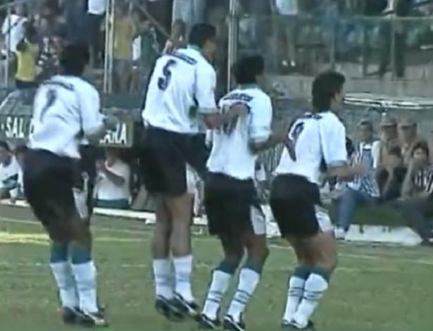 Atletiba de 1995 completa 23 anos: Páscoa que entrou para a história dos clubes