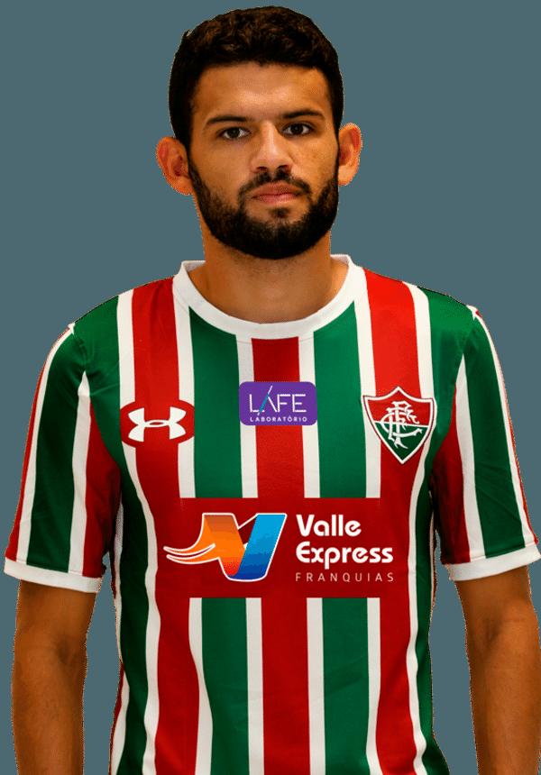 Jádson, volante do Fluminense