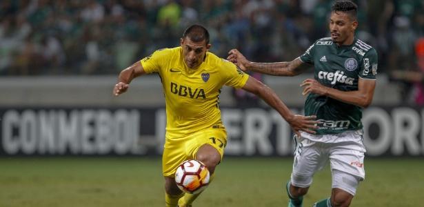 Antônio Carlos foi defendido por companheiros após vacilo no gol do Boca