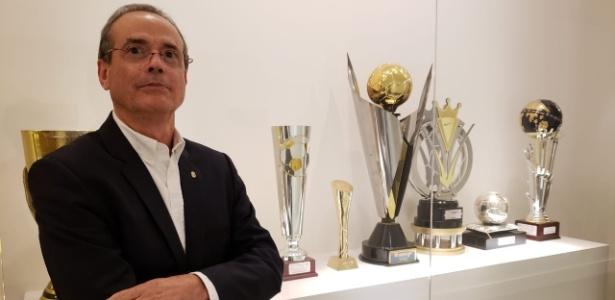 Genaro Marino é candidato da oposição no Palmeiras - Danilo Lavieri/UOL Esporte
