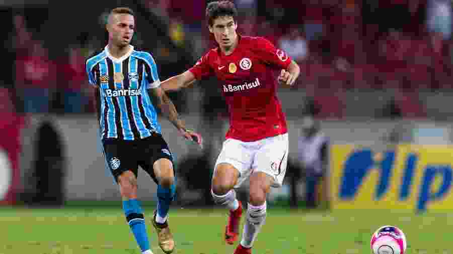 Rodrigo Dourado não tem prazo para retornar aos gramados, mas recuperação evolui - Jeferson Guareze/AGIF