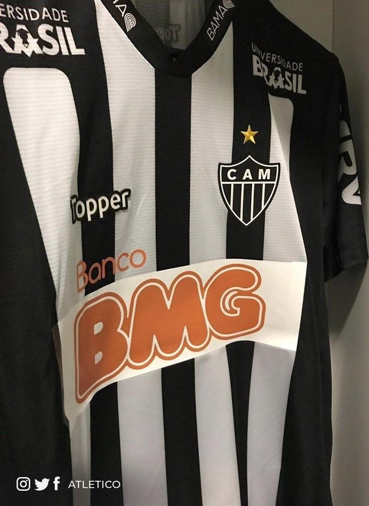 4878811bfd64f Atlético-MG anuncia Le Coq como nova fornecedora de material esportivo
