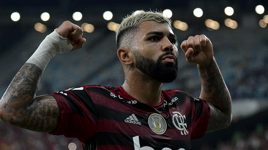 Mercado da Bola 2020: Flamengo fechou compra de Gabigol junto a Inter de Milão nesta segunda-feira - THIAGO RIBEIRO/AGIF/ESTADÃO CONTEÚDO