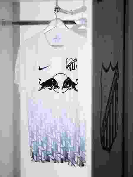 Segundo patrocinadora, apenas 1990 camisas serão produzidas, todas numeradas - Red Bull/Divulgação