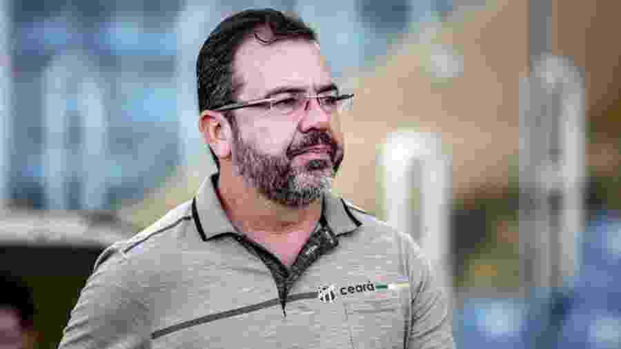 Enderson Moreira voltará ao Cruzeiro 13 anos depois de ser campeão da Copinha com a equipe de juniores - Divulgação/Ceará