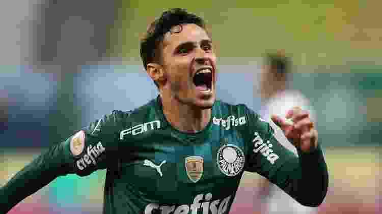 Veiga - Divulgação/Cesar Greco/Sociedade Esportiva Palmeiras - Divulgação/Cesar Greco/Sociedade Esportiva Palmeiras