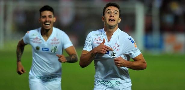 Ronaldo Mendes brilhou ao salvar Santos da derrota no 1º jogo da final do Paulista