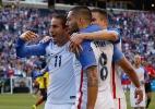 Em jogo de homenagens, EUA vencem Equador e chegam às semis da Copa América - Otto Greule Jr/Getty Images/AFP