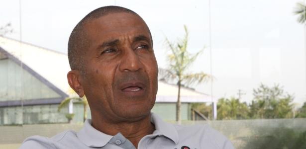 Cristóvão Borges, técnico do Corinthians