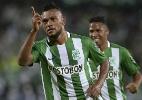 """Borja afirma que ida ao Palmeiras """"só depende de Deus e das diretorias"""" - RAUL ARBOLEDA/AFP"""