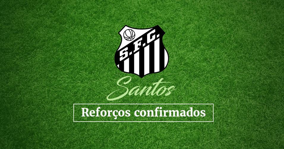 Abre de Santos para Álbum do Mercado da Bola
