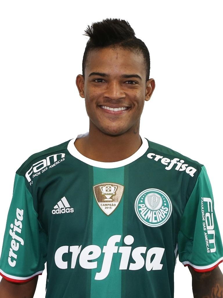 Joilson, meia sub-20 do Palmeiras