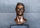 """Autor de busto de CR7 se defende de críticas: """"Nem Jesus agradou a todos"""" - REUTERS/Rafael Marchante"""