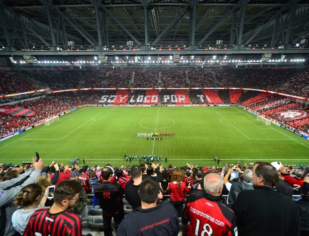 Sorteio permite Atlético em sua Arena na Copa nacional, mas Libertadores ainda é incógnita