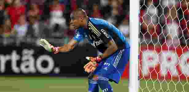 Jailson voltou ao time titular e se destacou no confronto no Rio de Janeiro - RAFAEL RIBEIRO/DIA ESPORTIVO/ESTADÃO CONTEÚDO