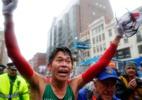 O japonês que venceu em Boston é mais parecido com você do que parece - Brian Snyder/Reuters