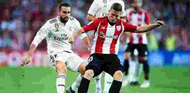 Muniain foi o autor do gol do Bilbao contra o Real Madrid - Juan Manuel Serrano Arce/Getty Images - Juan Manuel Serrano Arce/Getty Images