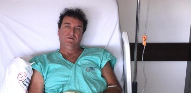 Cuca se recupera após cirurgia