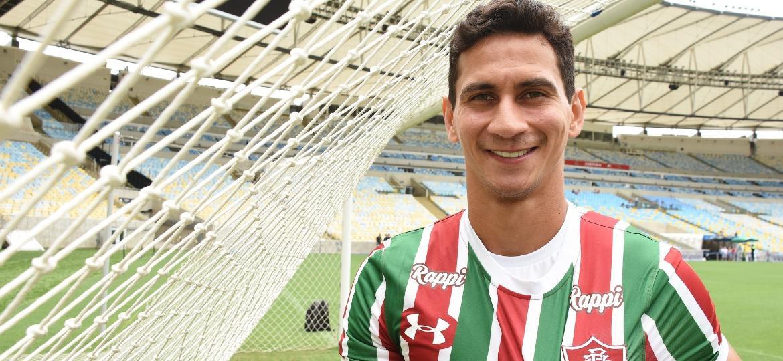 Paulo Henrique Ganso mostra empolgação com estreia pelo Fluminense
