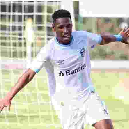 Tetê era destaque da base do Grêmio - Fernando Jacondino/Divulgação