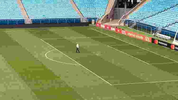 Arena do Grêmio - Jeremias Wernek/UOL - Jeremias Wernek/UOL