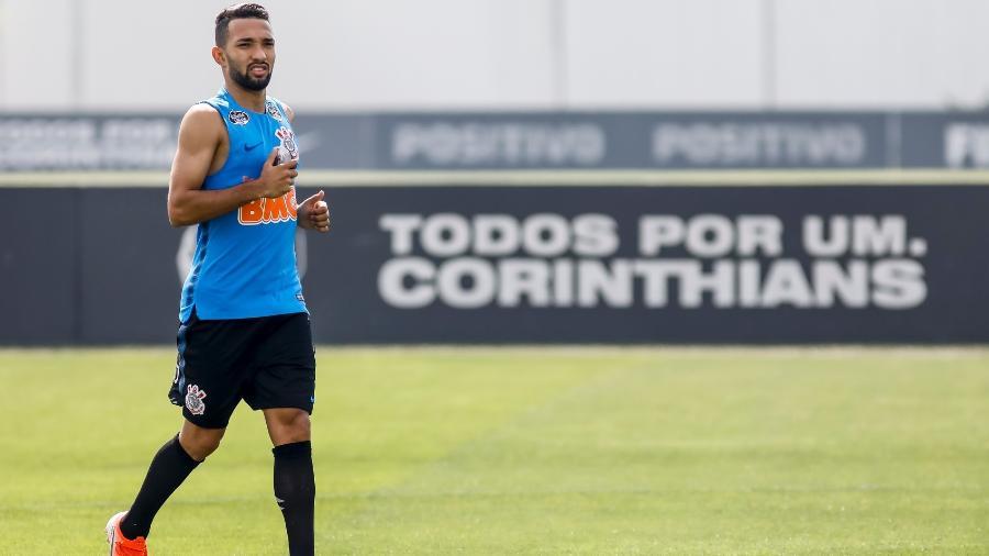Clayson, ex-atacante do Corinthians e do Bahia, que vai jogar no Cuiabá - Rodrigo Gazzanel/Agência Corinthians