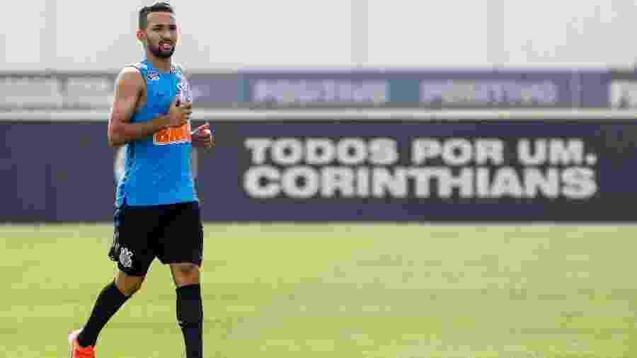 Clayson, ex-Corinthians, é reforço do Bahia na temporada - Rodrigo Gazzanel/Agência Corinthians
