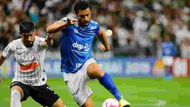 Corinthians e Cruzeiro têm custo por título similar a partir de 2015, na casa dos R$ 33 milhões - Daniel Vorley/AGIF