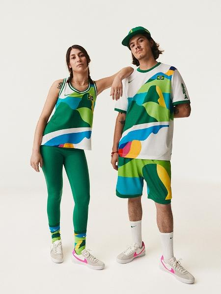 Confederação Brasileira de Skate apresenta uniformes para Tóquio - Divulgação