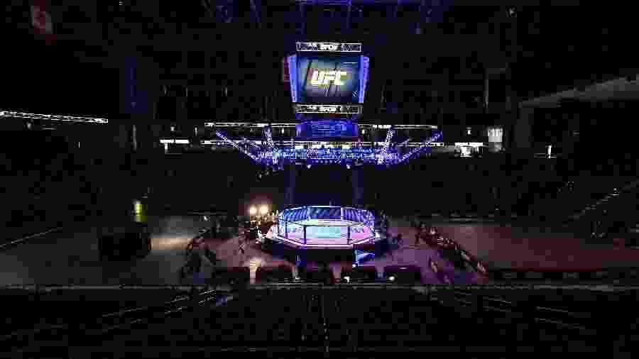Comissão Atlética do Estado de Nevada divulga suspensão médica para atletas que estiveram no último UFC Las Vegas - Douglas P. DeFelice/Getty Images