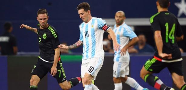 Messi encabeça a lista dos jogadores mais valiosos na Copa América Centenário