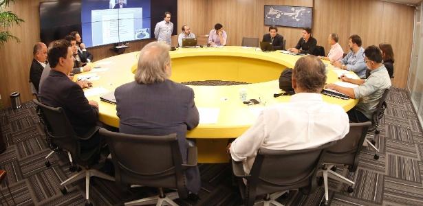 Comitê se reúne na CBF para dar início à reforma do calendário do futebol brasileiro - Rafael Ribeiro / CBF
