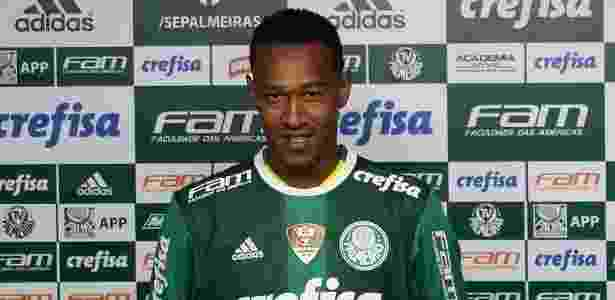 Fabrício-Palmeiras - Cesar Greco/Ag Palmeiras - Cesar Greco/Ag Palmeiras
